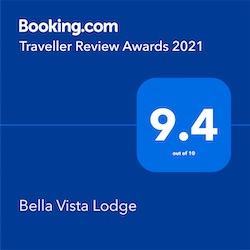Booking.com Guest Review Award 2021